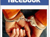 Facebook-Arrest