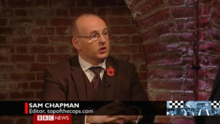 Sam Chapman
