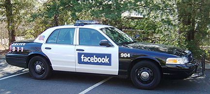 What do the public like about police Facebook pages?