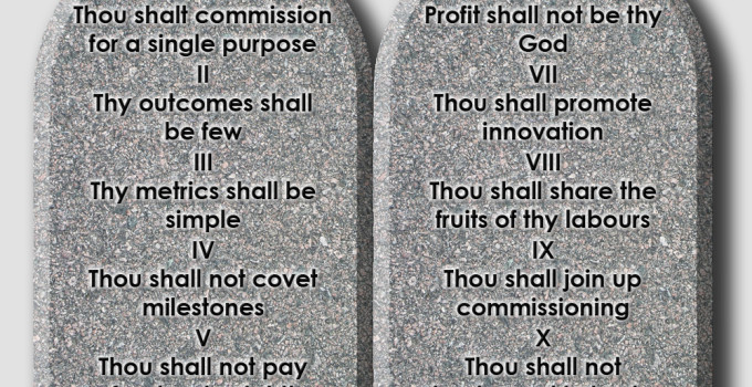 infograph  10 commandments