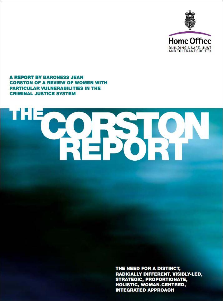 Corston report