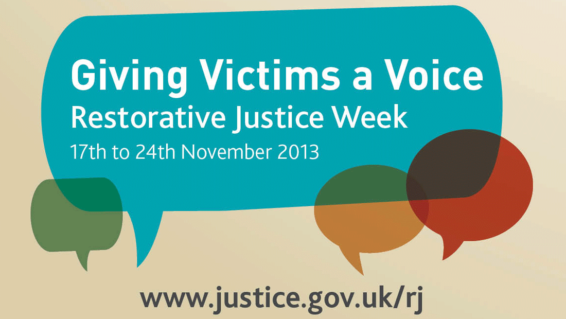 restorative justice moves centre stage