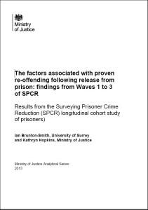 SPCR report