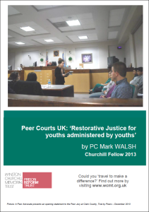 peer courts cover
