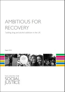 CSJ ambitious report cover