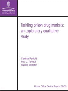 prison drug markets