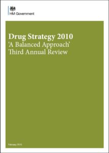 drug strategy review 2015