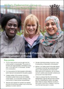 appg women report cover
