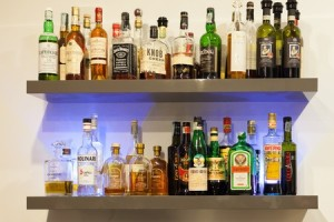 different alcohol