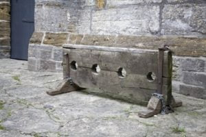 mediaeval stocks