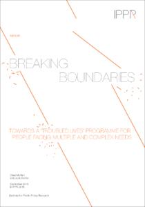 Breaking Boundaries cover