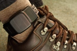 electronic tag on boot