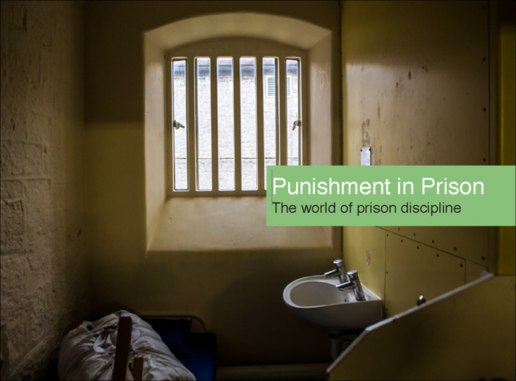 THL punishment in prison