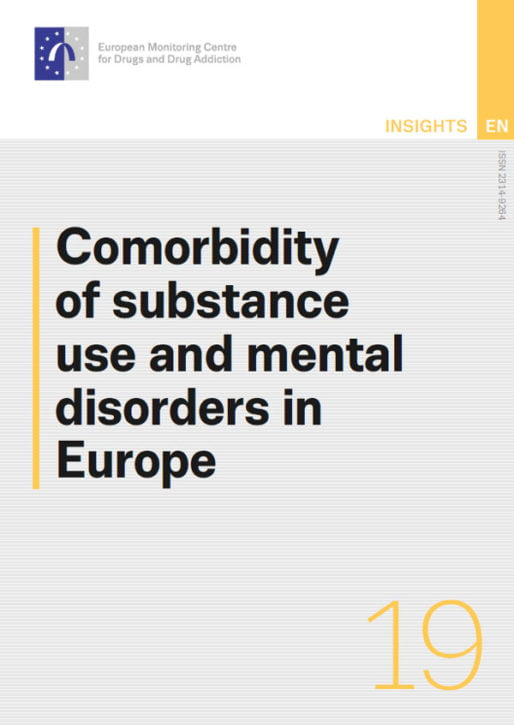 EMCDDA comorbidity substance use mental health