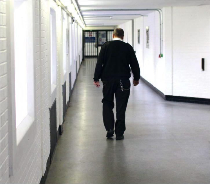 Prison annual report 16