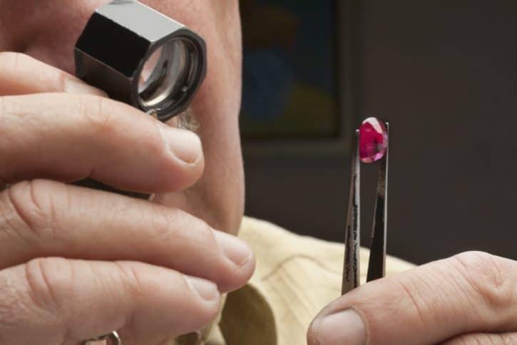 jewel inspection