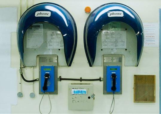 prison phones