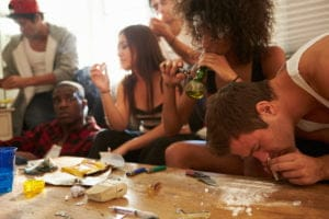 young people drugs