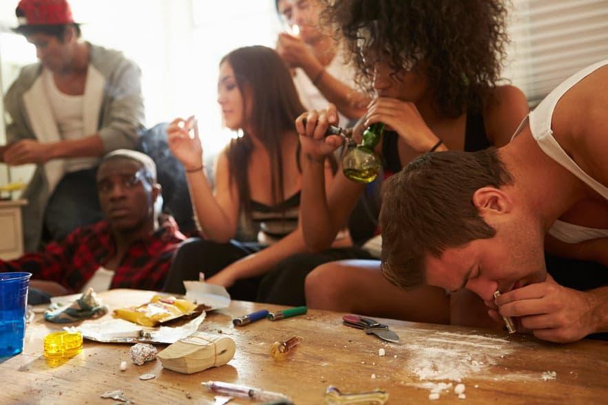 Teens being more social