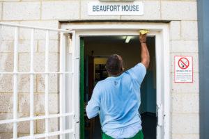 prison maintenance