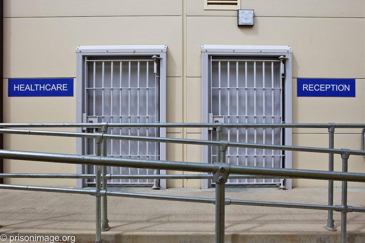 Prison healthcare