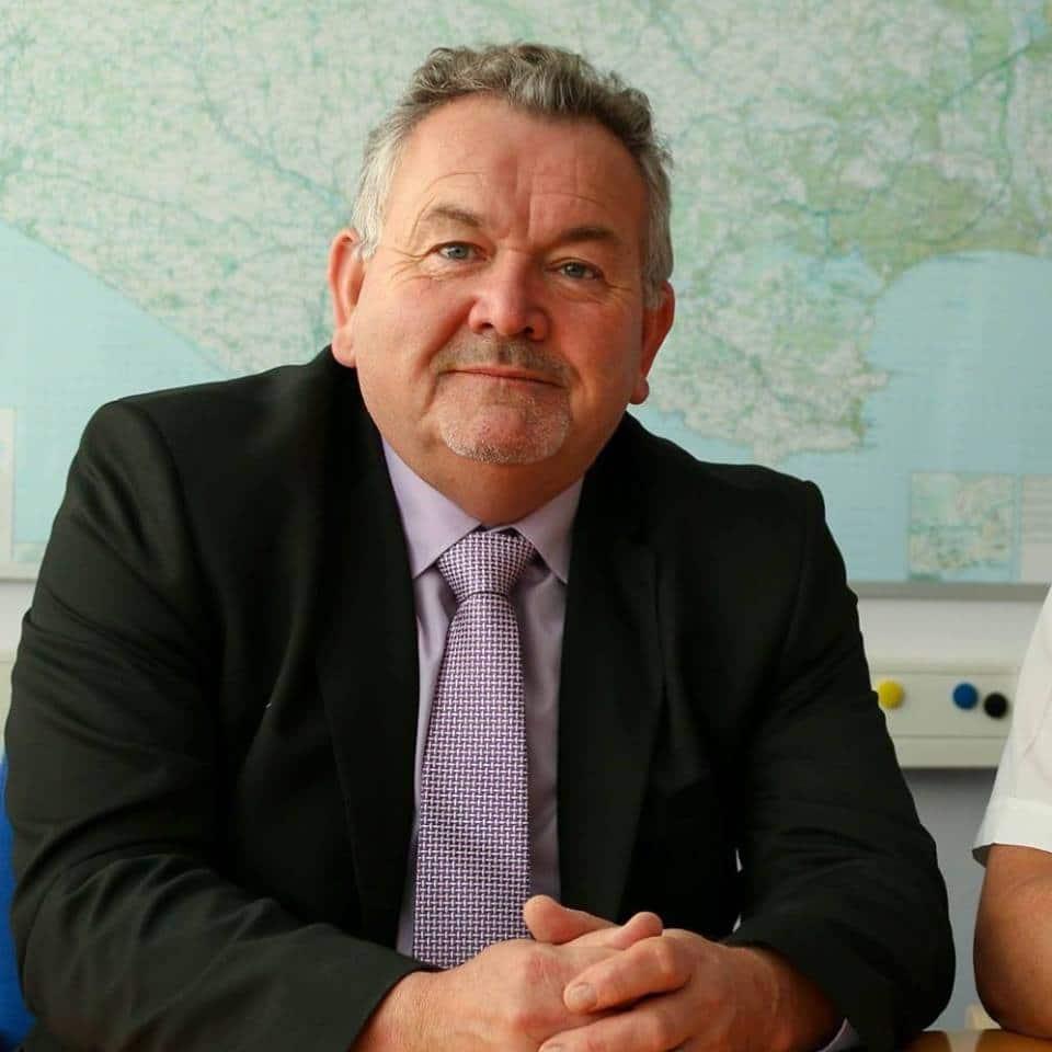 Martyn Underhill, PCC for Dorset