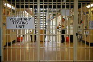prison drug free wing