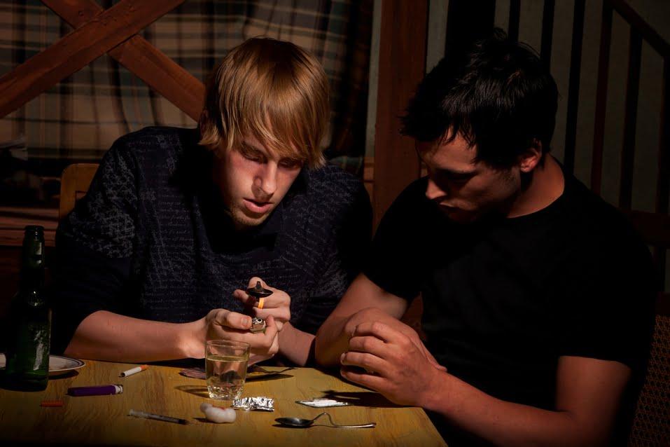 preparing heroin