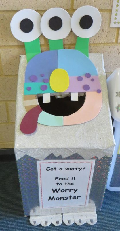 Worry Monster Box