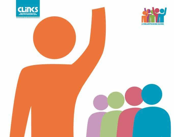 Clinks managing volunteers