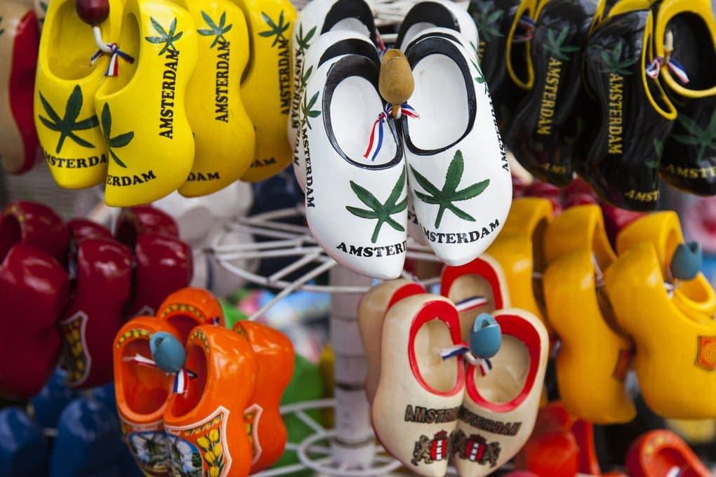 Dutch cannabis clogs