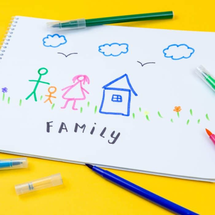 How should probation work with families?