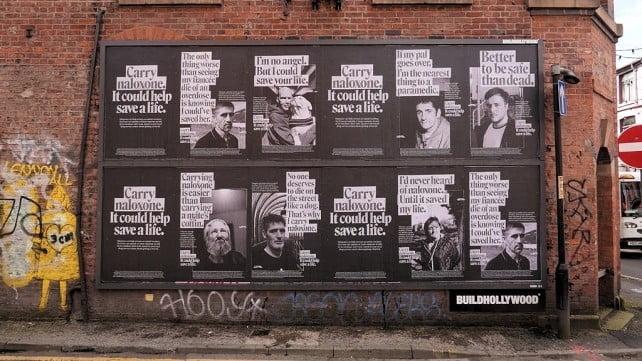 naloxone posters