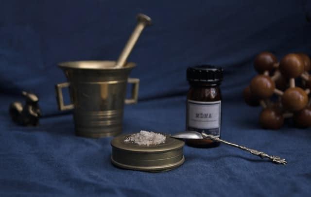 MDMA preparation
