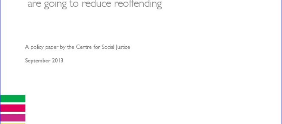 CSJ Probation report
