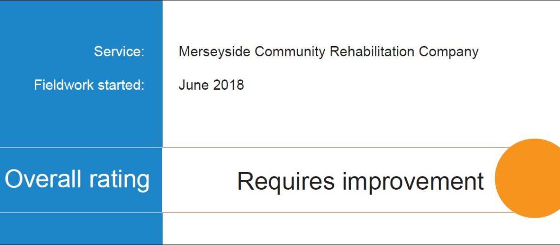 HMIP Merseyside reprot card FI