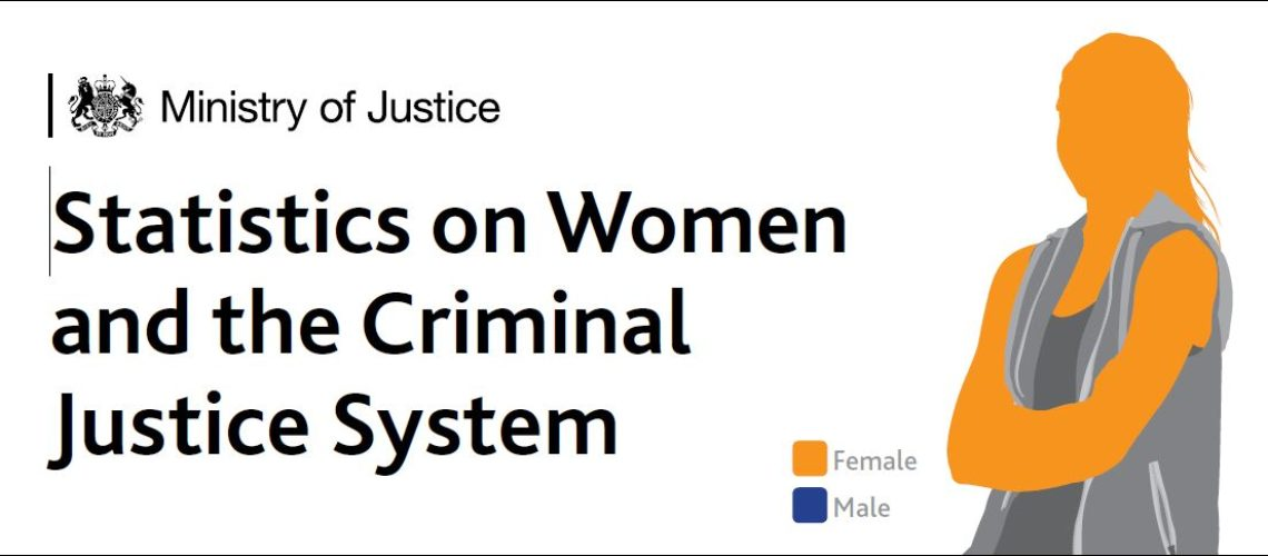MoJ women in cj stats FI