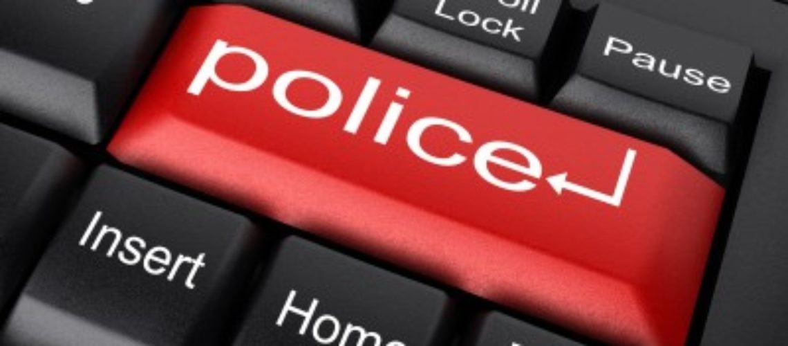Police enter key