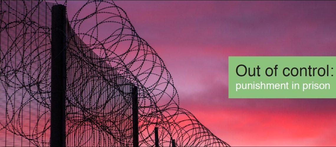 THL punishment in prison 2017 FI