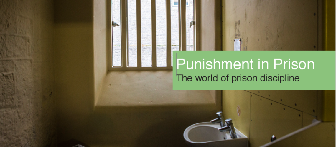 THL punishment in prison FI