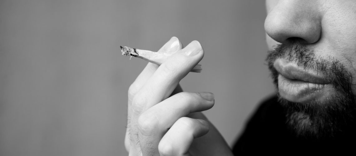 cannabis smoker 1
