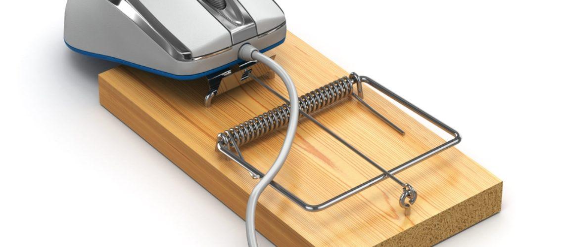 cybercrime mouse trap