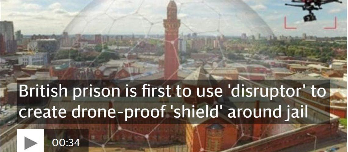 drone shield FI