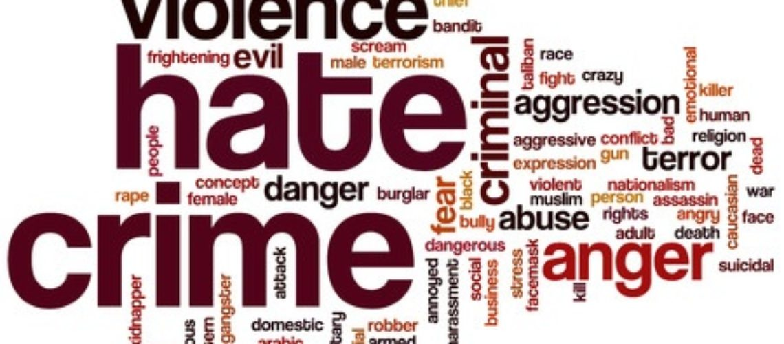 hate crime wordle