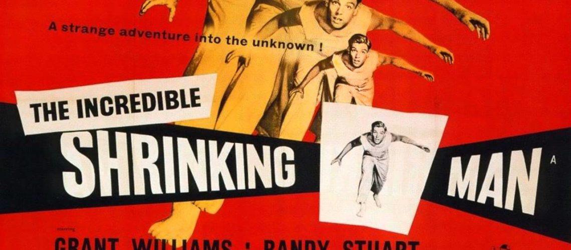 inredible shrinking man
