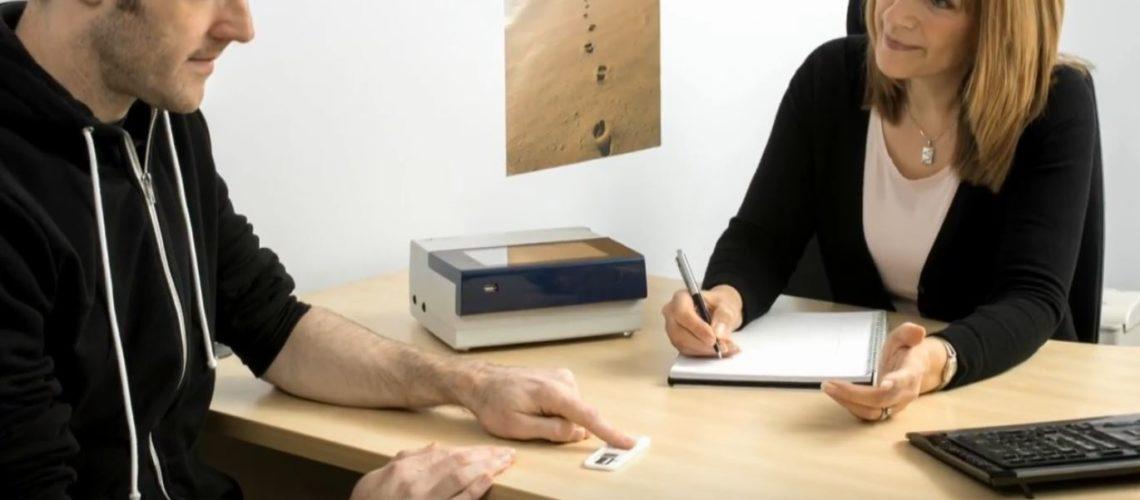 intelligent fingerprinting FI