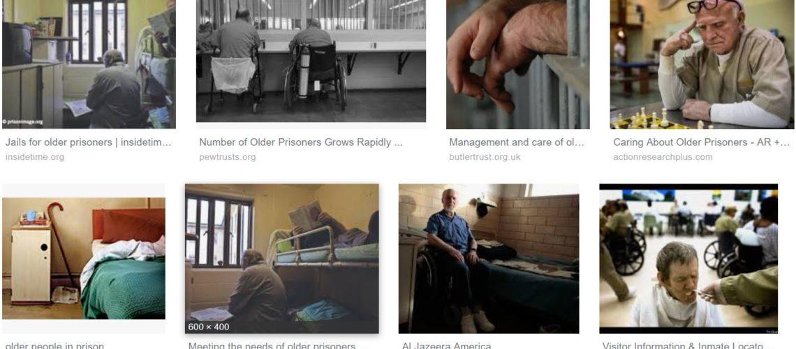 older prisoners montage