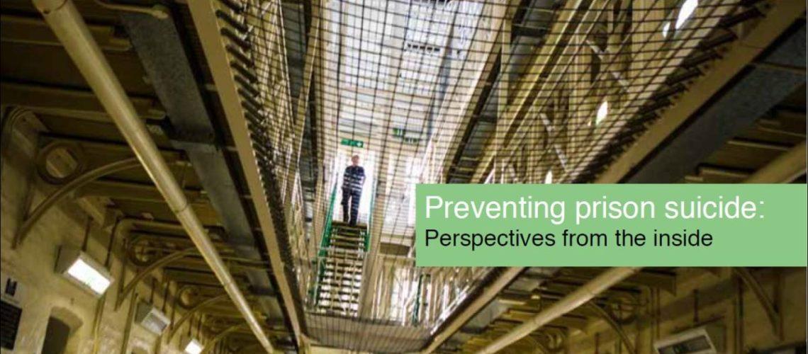 preventing prison suicide THL