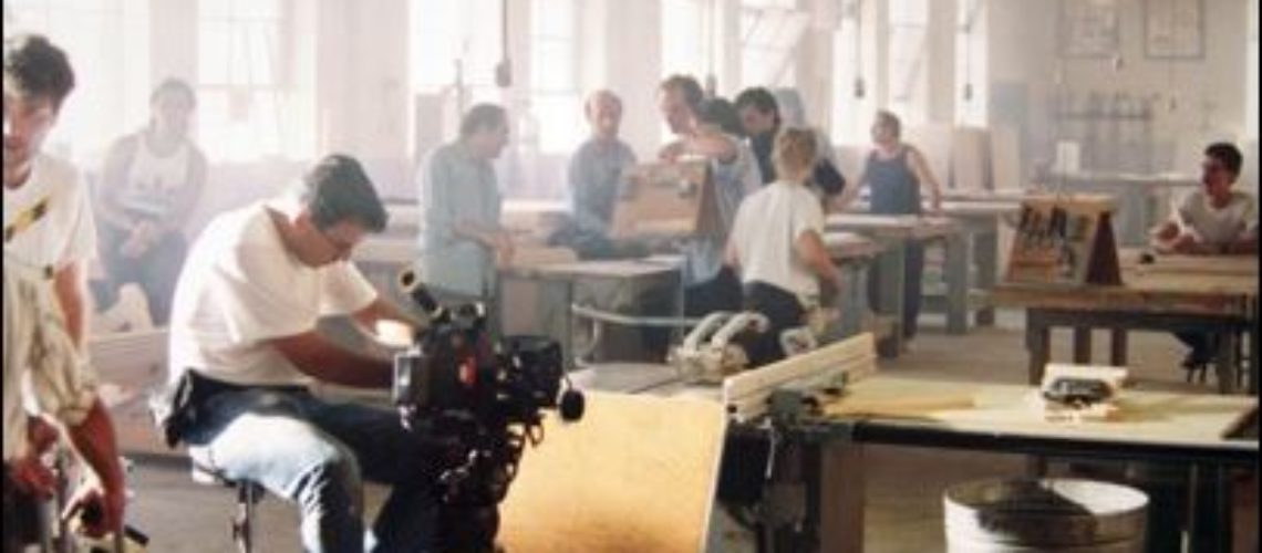 prison workshop
