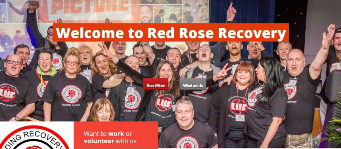 red rose recovery FI
